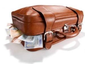 valigia soldi vendere oro
