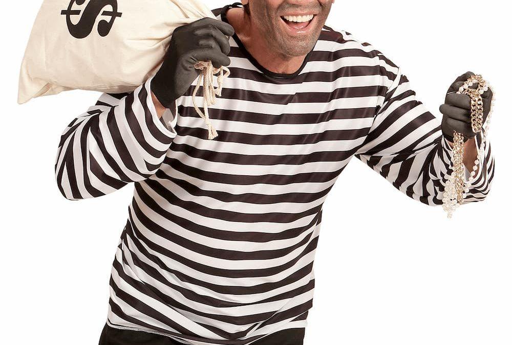 Confessioni di un ex poliziotto: furti e rapine c'erano anche prima che aprissero i Compro Oro!