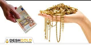 Negozi compro oro, come funziona